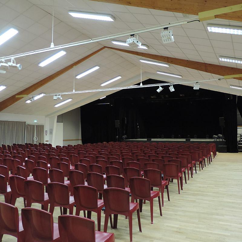 BELLEVIGNY – Salle des fetes de Belleville-sur-vie