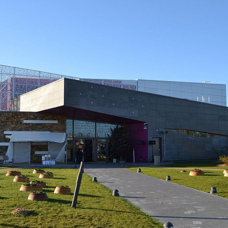 MONTAIGU-VENDEE – Salle Dolia